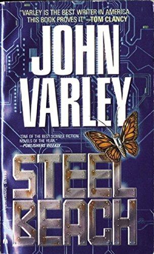 Steel Beach (Eight Worlds Book 2)