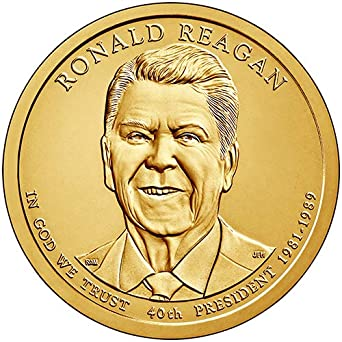 Ronald Reagan PROOF coin 2016 S Presidential Dollar In Stock Ship TODAY