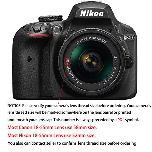 Buy nikon hb-34 lens hood for 55-200mm dx nikkor lens
