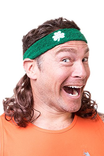 Adult Lucky Charm Costumes (The Lucky Charm St. Patty's Day Mullet)
