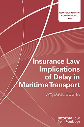 Law Of Marine Insurance Susan Hodges Ebook