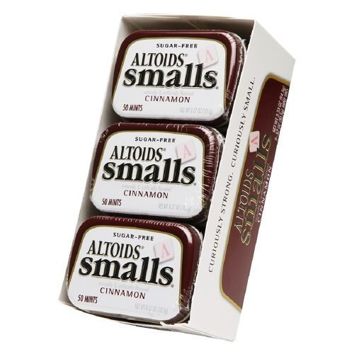Altoids Smalls Mints, Cinnamon 9 ea by Altoids