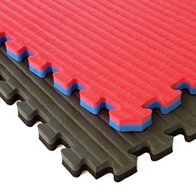 Greatmats Home Tatami Sport Tile 7/8 Inch 2x2 ft 25 Pack