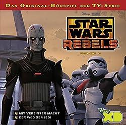 Mit vereinter Macht / Der Weg der Jedi (Star Wars Rebels 4)