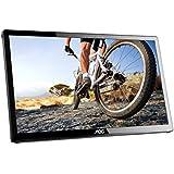 AOC e1759Fwu 17-Inch Ultra Slim 1600x900 Res, 220cd/m2 Brightness USB 3.0-Powered Portable LED Monitor w/ Case