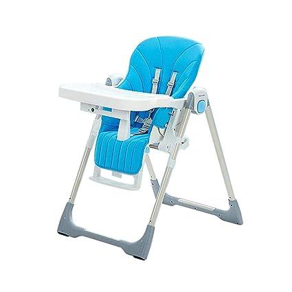 Trona Para Bebé, Silla Plegable Multifunción Y Ajustable ...
