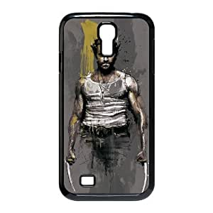 C-EUR Customized Wolverine Pattern Protective Case Cover for Samsung Galaxy S4 I9500