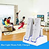 Wii Charger Station for Wii Controller, Wii Remote