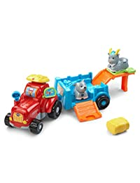 VTech Go! Go! Smart Animals Farm and Learn Tractor BOBEBE Online Baby Store From New York to Miami and Los Angeles
