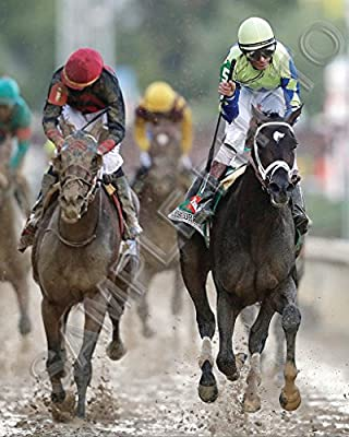 Always Dreaming 2017 Kentucky Derby Winner 16x20 Photo Poster