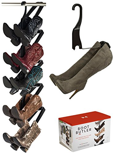Boot Butler Rack Organizer BB101 5H4LBLCH product image