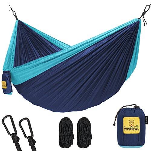 Hammock for Camping Single & Double Hammocks - Top...