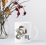 Coffee Mug - Scorpio Horoscope Present