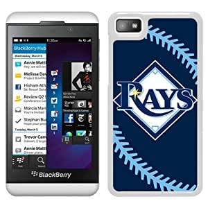 Tampa Bay Rays White New Design Phone Case For Blackberry Z10 Case