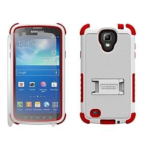 Samsung Galaxy S4 Active i9252/i537 Tri Shield White/Red