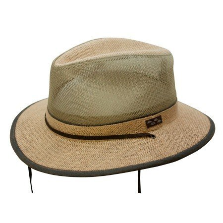 Nathan Hemp Mesh Hiker Hat