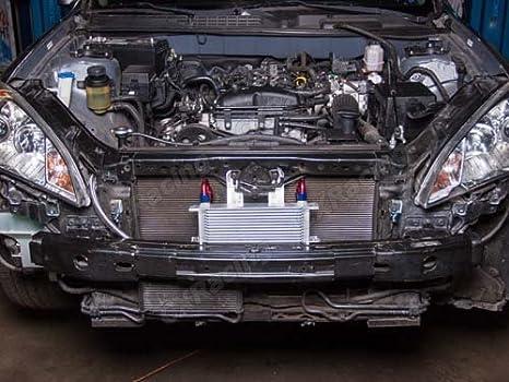 Amazon.com: External Engine Oil Cooler Bracket Kit For Hyundai Genesis Coupe 2.0T GC: Automotive