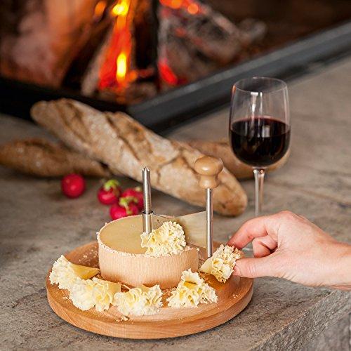 Boska Holland European Beech Wood Cheese Curler Geneva - Explore Collection by Boska Holland (Image #7)