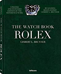 • Updated content including the latest Rolex watches• Extended edition of the best-selling reference work by wristwatch expert Gisbert L. Brunner