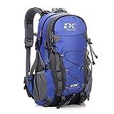 Travel Waterproof Outdoor Backpacks-Diamond Candy Hiking Unisex 40L High-capacity