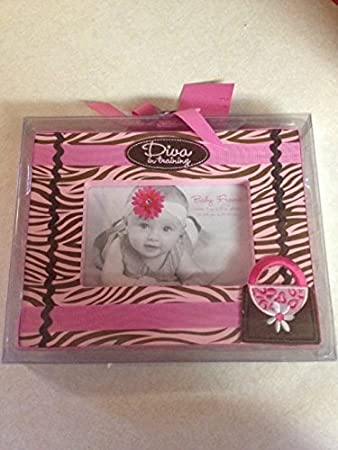 Amazon Baby Diva In Training Picture Frame Baby