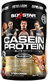 Six Star Casein Protein Drink, Chocolate, 2 Pound, 32 Ounce