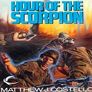 Hour of the Scorpion Audiobook