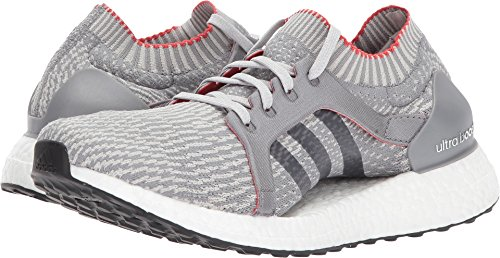 Buy now adidas Women's Ultraboost X Running Shoe, Grey Three/Grey Three/Pearl Grey, 7.5 Medium US