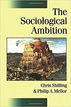 Book The Sociological Ambition: The Elementary Forms of Social Life (Published in association with Theory, Culture & Society) by Chris Shilling (2001-10-02)