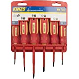 KINZO 54154 Screwdriver Set by Kinzo