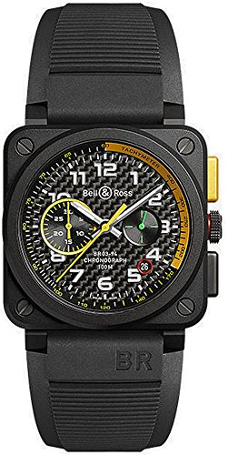 Bell-Ross-Instruments-BR-03-42-MM-BR-03-94-Chronographe-Mens-Watch-BR-03-94-RS17