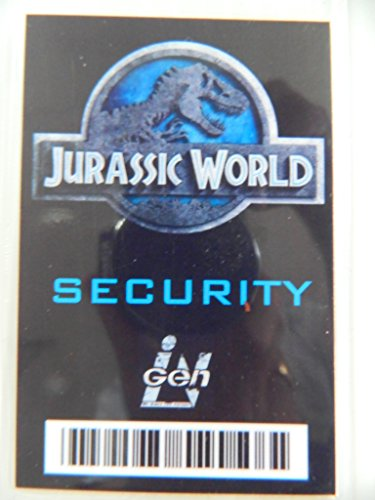 HALLOWEEN COSTUME MOVIE PROP - ID Security Badge (Security)