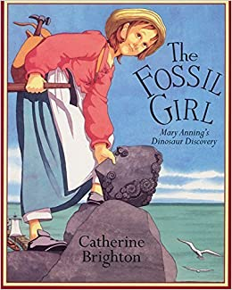 The Fossil Girl by Catherine Brighton (2006-09-01)