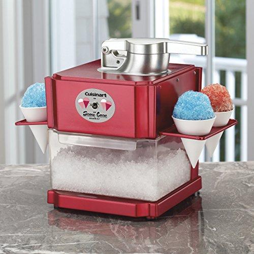Cuisinart - Snow Cone Maker (Red)