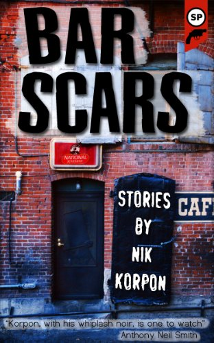 book cover of Bar Scars