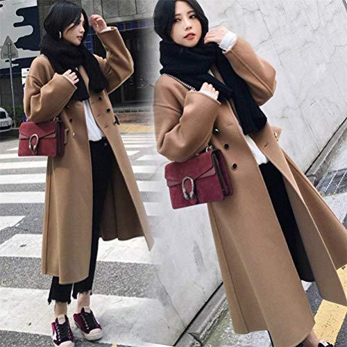 Manteau Femme Coat Longues Sp Hiver RRBr6nqdt