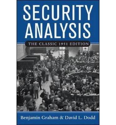 [(Security Analysis: Classic 1951 Edition: Principles and Technique )] [Author: Benjamin Graham] [Jan-2005] ebook
