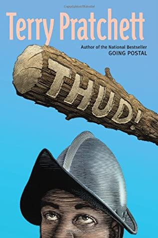 book cover of Thud!
