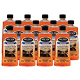 Milsek Furniture Polish and Cleaner with Orange Oil, 12-Ounce, Pack of 12, OR-12-12PK