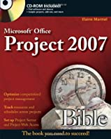 Microsoft Project 2007 Bible Front Cover