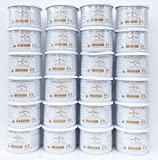Cheap Sharonelle Natural Cream Soft Wax For Sensitive Skin in 14 oz. – 24 cans