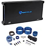 Rockville dB25 2800 Watt/1400w RMS 2 Channel Car Stereo Amplifier+Amp Kit Loud !
