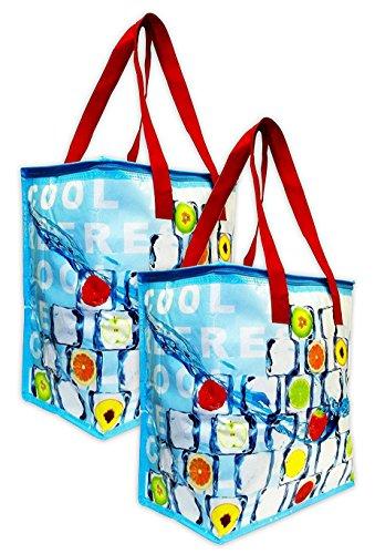 zippered freezer bags - 1