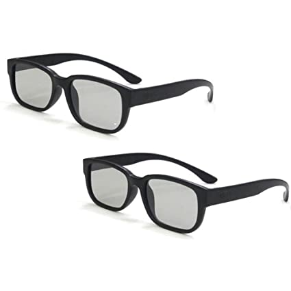 fe96d9febc Amazon.com  LG AG-F200 LG Cinema 3D Glasses - 2 Pack (Black ...