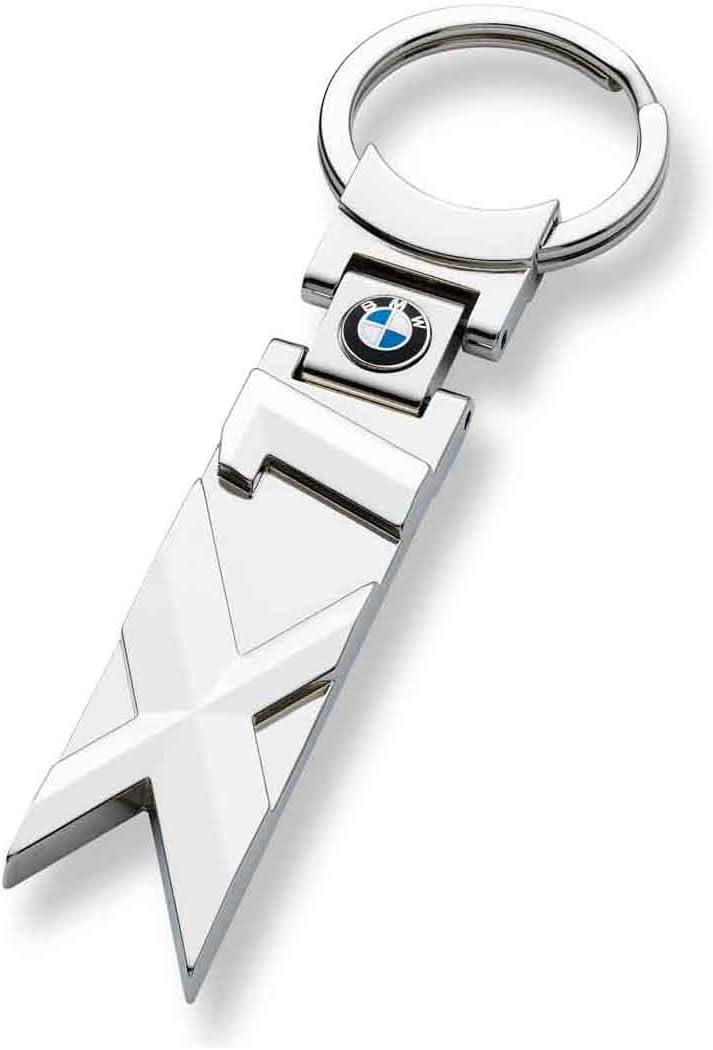 Schlüsselring Motiv Bmw X1 Metall Finish Auto