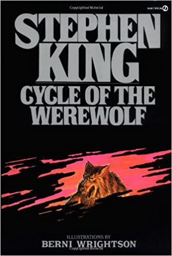 Image result for cycle of the werewolf