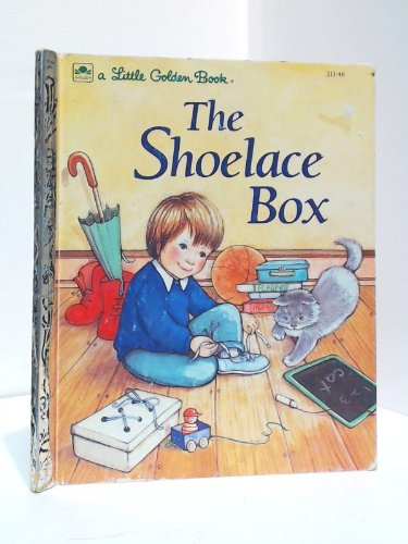 Shoelace Box Little Golden Readers