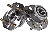 Callahan 512178X2 [2] Pair REAR Premium Grade [ 4 Lug 4-Wheel ABS ] Wheel Hub Bearing Assemblies [ 2.3L 4 Cylinder ]