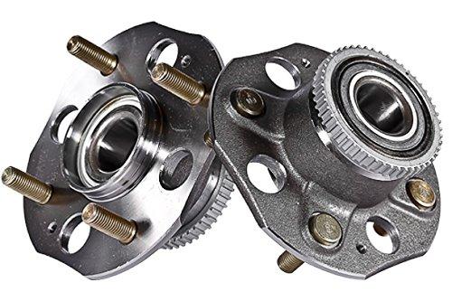 (Callahan 512178X2 [2] Pair REAR Premium Grade [ 4 Lug 4-Wheel ABS ] Wheel Hub Bearing Assemblies [ 2.3L 4 Cylinder ])