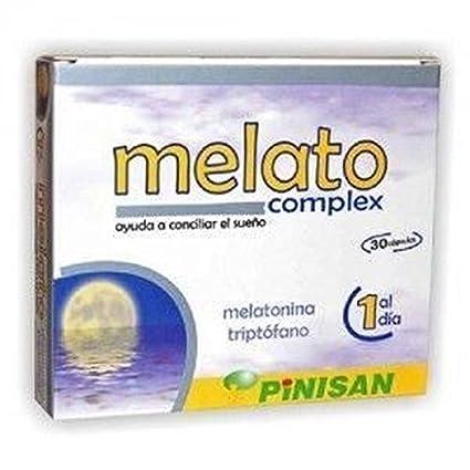Melato Complex 30 cápsulas de Pinisan